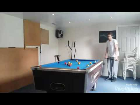Clear All Balls On A Pool Table In Minute Seconds Without A - Clear pool table