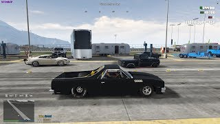 ANOTHER ELCAMINO?!   TEST & TUNE NIGHT   FULL THROTTLE RP