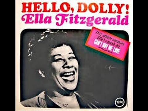 Ella Fitzgerald - Hello Dolly /1964 Verve