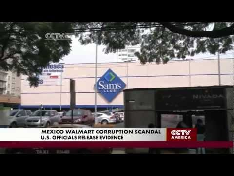 Evidence Surfaces Against Walmart In Mexican Bribery Case
