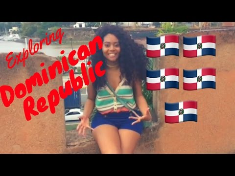 DATING & DOMINICAN REPUBLIC | w/ Dominican YouTuber Claudio and Nibby Speaks | Chanelle Adams