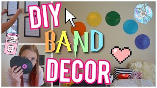 DIY Band/Fandom Room Decor 2018 | Panic! At The Disco, Twenty-One Pilots, Etc.