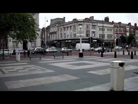 Town Centre, Southport, Merseyside