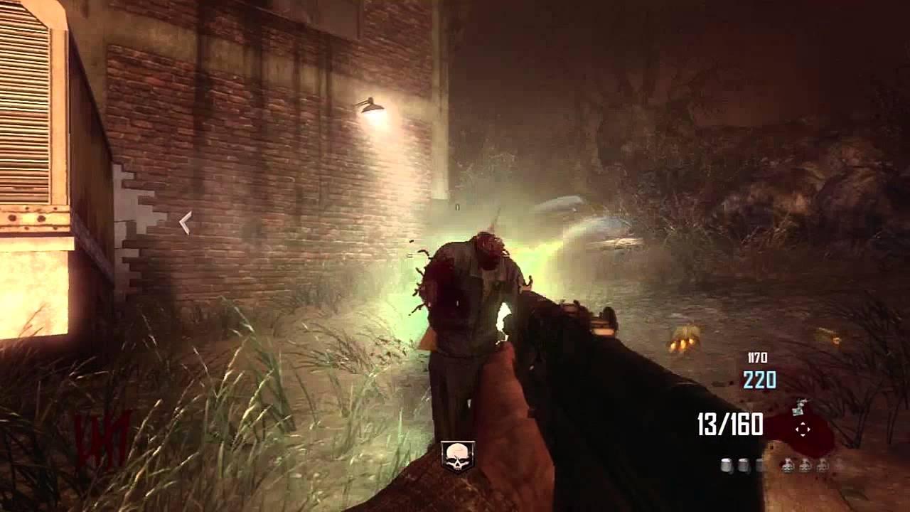 Hidden Place Event Safe Secret Black Ops 2 Zombies Tranzit