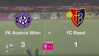 FK Austria Wien - FC Basel