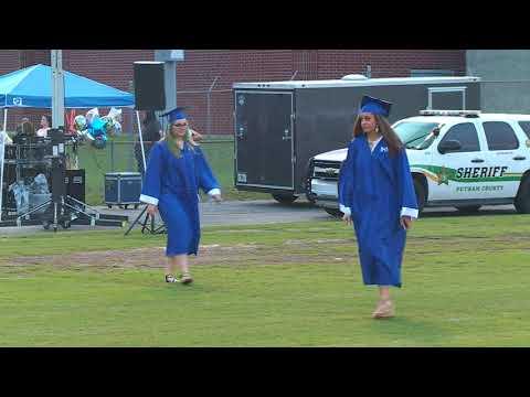 Interlachen High School Graduation 2018