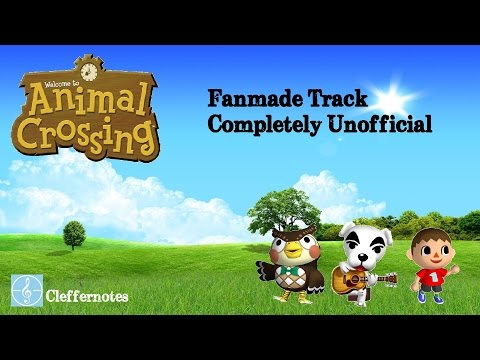 Animal Crossing New Leaf Music: 9AM  My Rendition