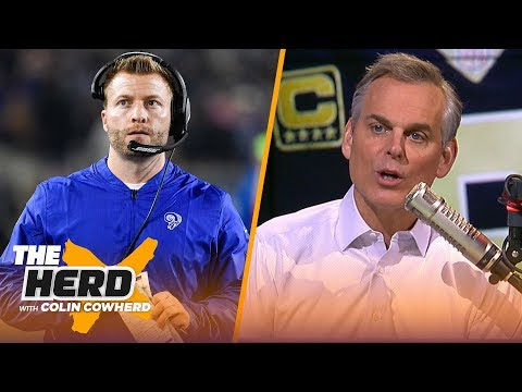 Colin Cowherd on Tom Bradys legacy, Rams potential impact on the league | NFL | THE HERD