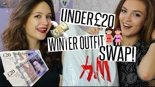 UNDER £20 WINTER OUTFIT SWAP!   BeautySpectrum