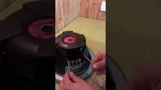 maneras de conectar subwoofer de doble bobinas