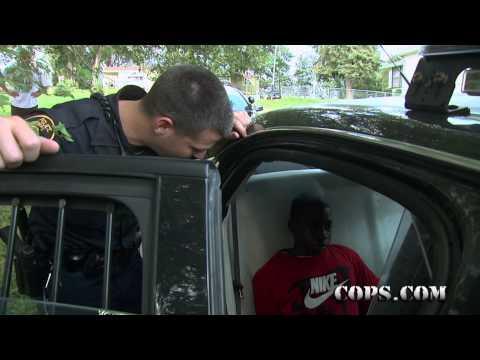 Student Drivers, Officers Jordan Brandt and Nick Yarpe, COPS TV SHOW