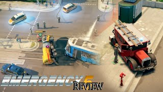 Review| Emergency 5| 40 Minute Gameplay