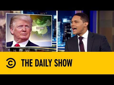 The US Accuses China Of Being A 'Currency Manipulator' | The Daily Show with Trevor Noah