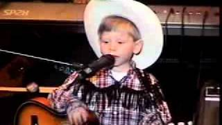 Mason Ramsey wins 2nd place in the beginner division of the Kentucky Opry Talent Search
