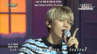 [KARAOKE/THAISUB] EXO - Unfair (불공평해) [Live]
