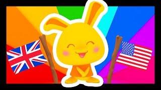 Apprendre les couleurs en anglais aux enfants - Titounis découverte