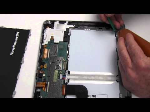 How to Replace Your Samsung Galaxy Note Pro 12.2 Battery