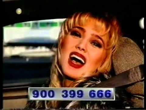 Sibel Gökçe 900'lü Hat Reklamı