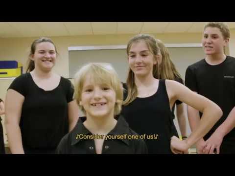 POPs: Oliver the Musical Promo