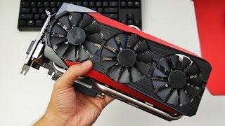 aSUS GeForce GTX 980 Ti STRIX OC - тестирование нового флагмана