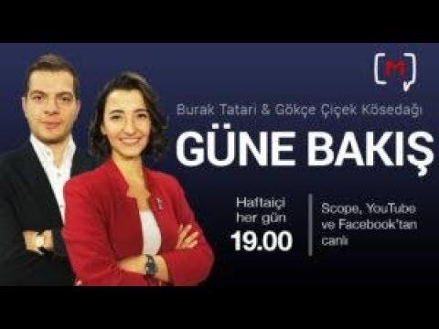 Güne Bakış 26 Ağustos 2019: Konuklar Murat Kubilay ve Meriç Eyüboğlu