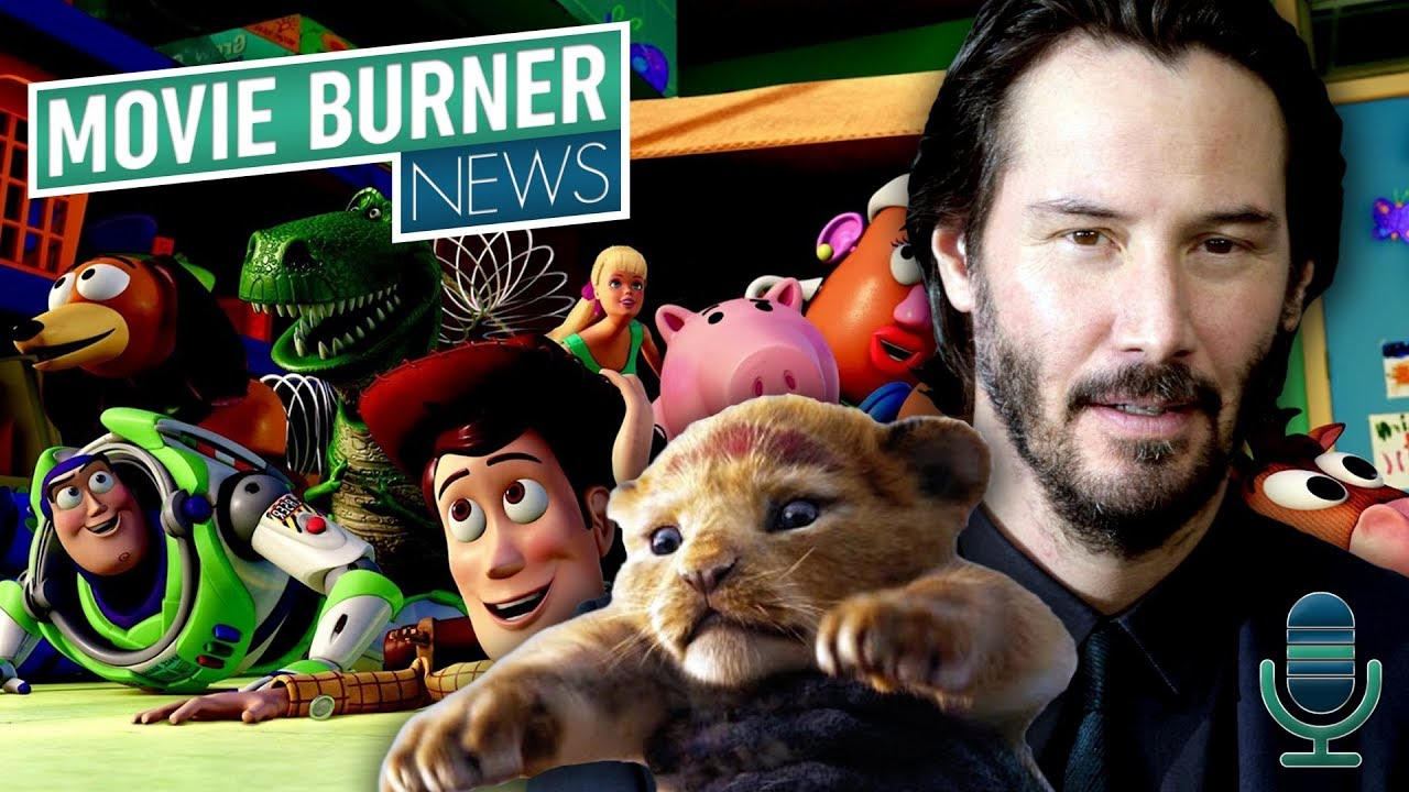 keanu reeves character in toy story 4