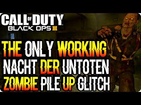 BO3 Zombie Glitches: The Only Working Nacht Der Untoten Glitch - Black Ops 3 Glitches