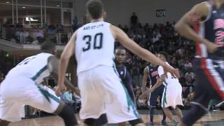 Auburn Basketball Highlights at Coastal Carolina