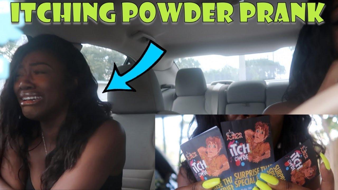 Download ITCHING POWDER PRANK (SHE CRIED)