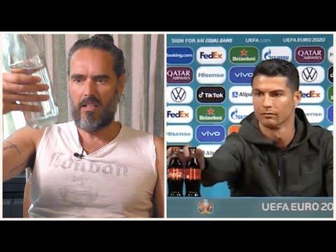 Ronaldo Euro Snub Wipes BILLIONS Off Coca-Cola's Value!