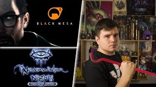 [xDigest новостей] Black mesa: Xen перенесли, улучшенный Neverwinter Nights, ИИ строит ландшафтов