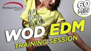Workout Music Source // WOD EDM Training Session (132 BPM)