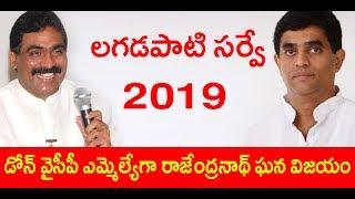 లగడపాటి సర్వే: 2019లో డోన్ వైసీపీ ఎమ్మెల్యేగా రాజేంద్రనాథ్ ఘన విజయం   Dharuvu TV