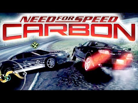 MY OWN CREW TOOK ME OUT?! - Need for Speed Carbon Lets Play #4