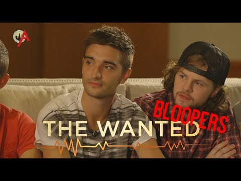 Sound Advice ft. The Wanted BLOOPERS
