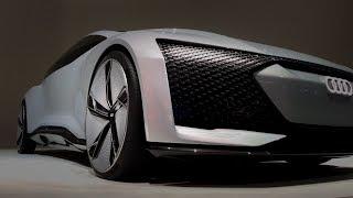 Вот он, новая Audi Aicon
