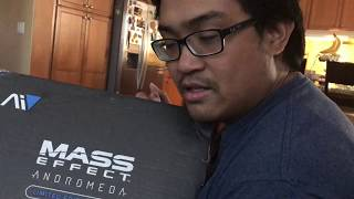 Daniel & the Mass Effect Andromeda Limited Edition Crate