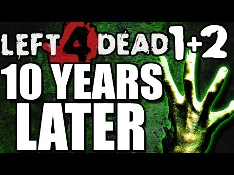 Left 4 Dead 2 REVIEW in 2018 - Is L4D2 Still Active & Worth It?