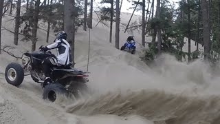 2014 sand lake best of the best atv times must see yfz450 winner