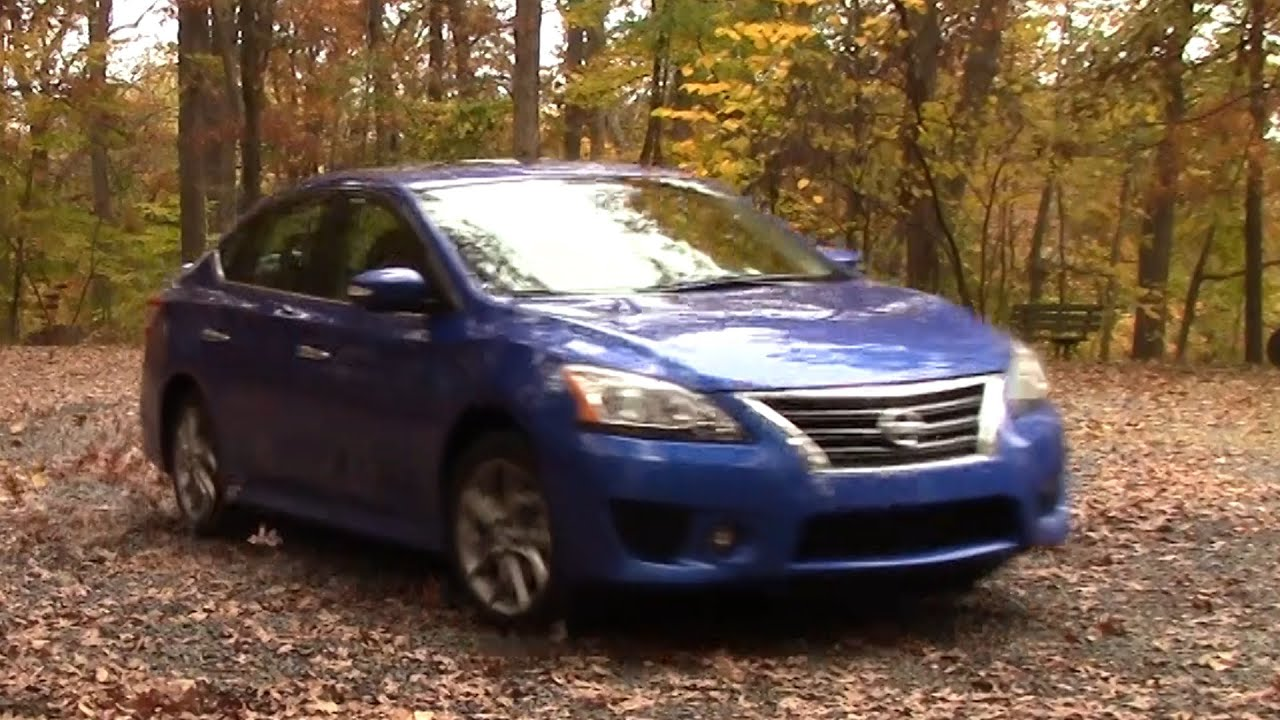 nissan sentra road test review by drivin ivan youtube