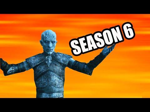 Сериал Игра престолов (Game of Thrones), 6 сезон