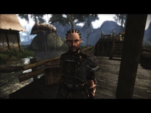 Morrowind 2018 Graphics and Gameplay Overhaul | S.T.E.P. showcase 60FPS