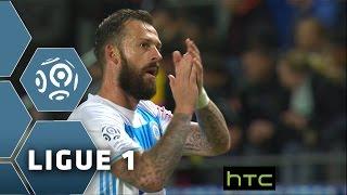 ESTAC Troyes - Olympique de Marseille (1-1)  - Résumé - (ESTAC - OM) / 2015-16