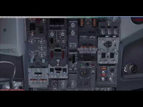 FSX:SE PMDG 737NG Palm Springs to San Jose (KPSP-KSJC) Part 1
