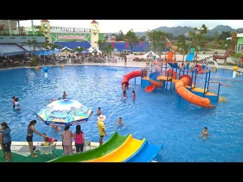 An Nhơn Water Park - Điểm đến giải trí mới ở Bình Định