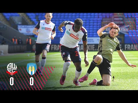 Bolton Colchester Goals And Highlights
