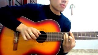 [Guitar Solo] SUGAR (Maroon 5) - Fingerstyle Guitar Cover by TuHoang ✔