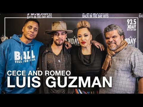 Actor Luis Guzmán Opens Up About Growing Up Puerto Rican from YouTube · Duration:  4 minutes 6 seconds