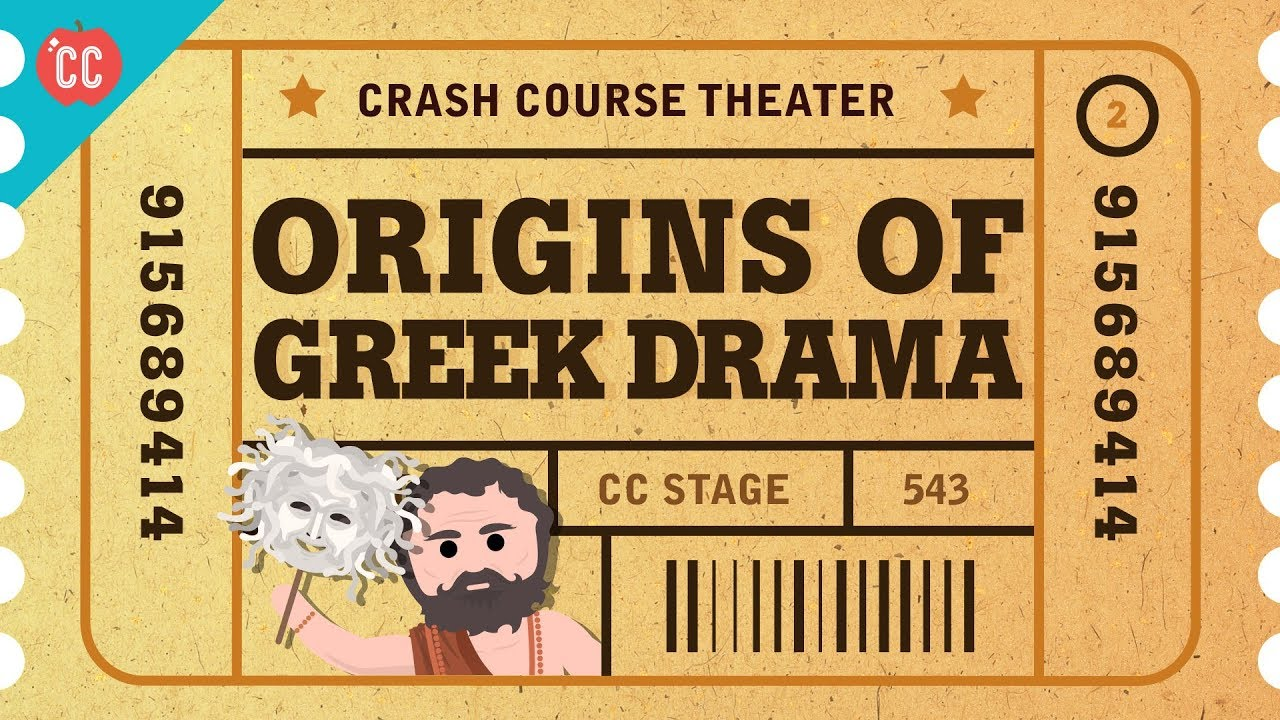Download Thespis, Athens, and The Origins of Greek Drama: Crash Course Theater #2