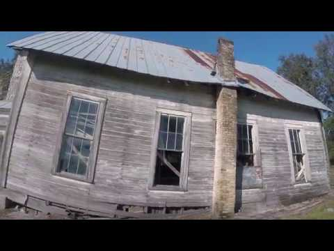 Abandoned 1800's Church, Collapsing, Got Inside!
